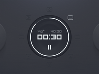 Daily UI - #014 - Countdown Timer