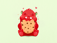 Cookie eater