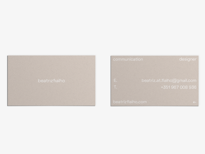 Personal Business Cards business cards pastel color 2d clean typography vector logo design minimal brand identity branding