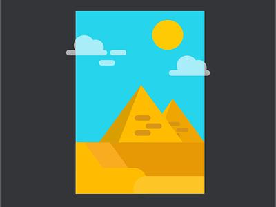 Pyramids pyramids svg illustration