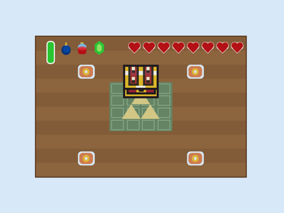Zelda Dungeon illustration dungeon zelda