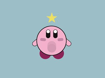 Kirby art nintendo kirby