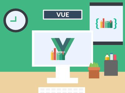 Coding Artist | Vue.js Course art developer coding vue.js