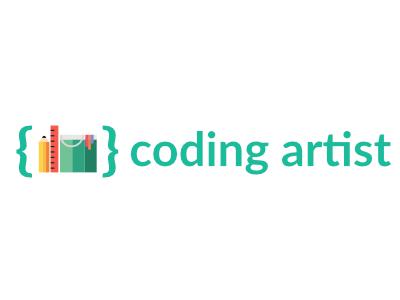 Coding Artist | Logo art coding developer