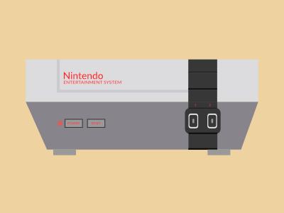 Nintendo Entertainment System retro game video games nintendo nes