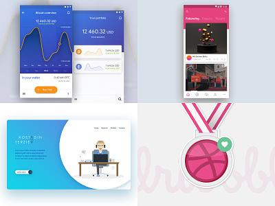 2018 motion dashboard 2018 web review rewind animation ui ux design app