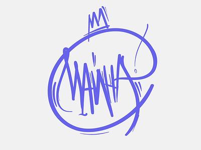 Mayna motion animation blob writing after effects mayna motion art hipster logo swoosh cyrilic type animation motion