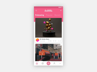 Dribbble Upload