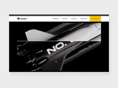 BEFORE/AFTER Module render 3d animation ux design portfolio