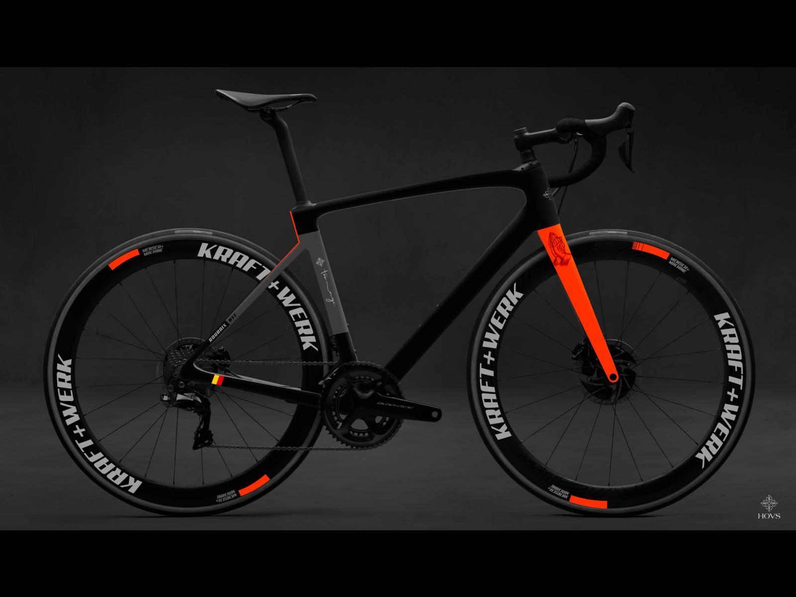 Custom Paint for Bike