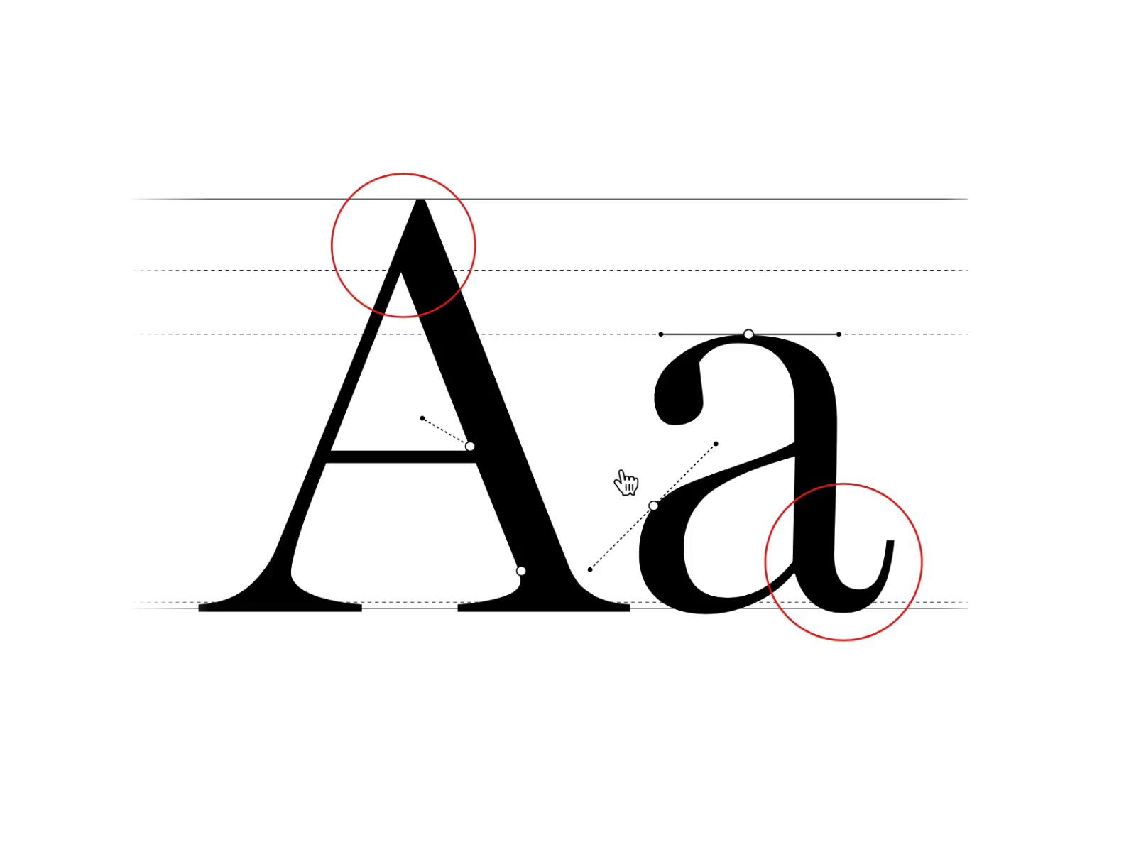 Semplice Custom Typography features