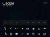 Wacom iconography draft