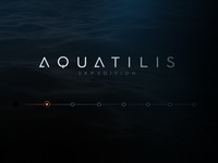 Aquatilis Timeline on CodePen