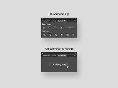 Illustrator Pathfinder Re-Design