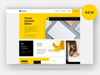 Semplice - Feature Page
