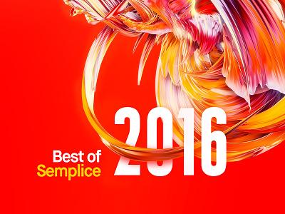 Best of Semplice Portfolios 2016