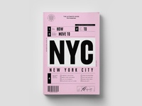 How to move to New York - The ebook