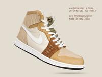 Custom Nike AJ1