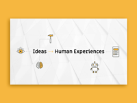 Ideas > Human Experiences