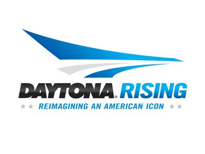 Daytona Rising identity brand