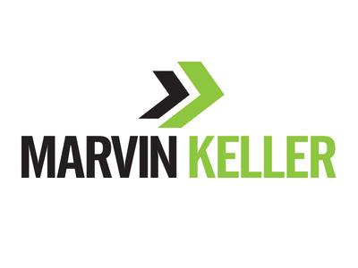 Marvin Keller Trucking identity brand