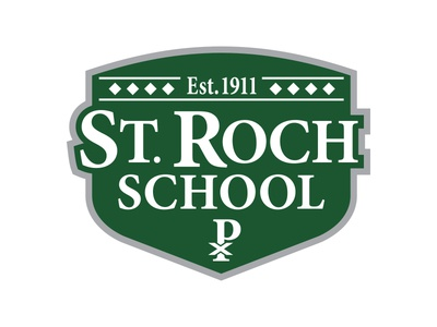 St. Roch School identity brand