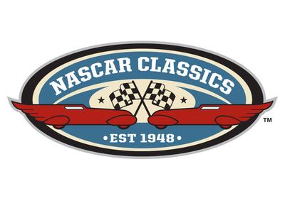 Nascar Classics identity brand