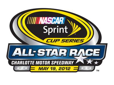Nascar All Star Race identity brand
