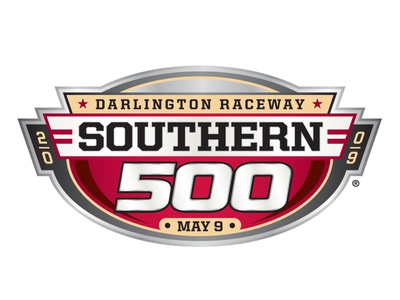 Southern 500 - Darlington Raceway identity brand