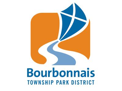 Bourbonnais Illinois Township Park District identity brand