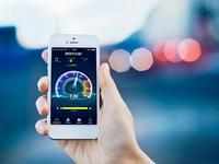 Speedtest iphone app