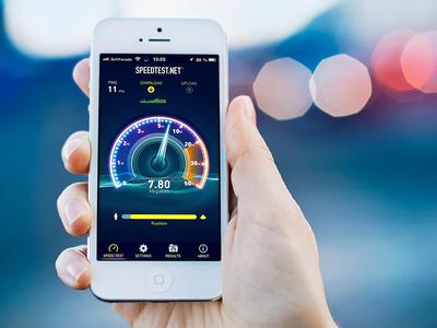 Speedtest.net iPhone App