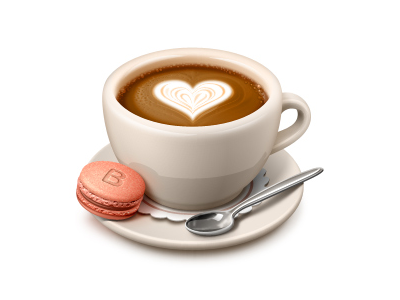 Valentine's Day Coffee softfacade icons icon virtual gifts