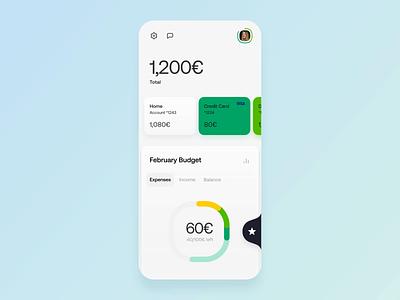 Neobank Mobile App finance app fintech ios app iphone app mobile ui mobile app design design ios icon icons iphone animation interface ux ui mobile app mobile app