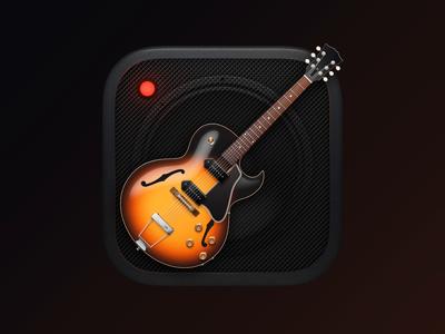 GarageBand macOS Big Sur icon app garageband guitar iconographer iconographic icon set icon design iconography macos big sur macos icon macos mac apple animation softfacade icon icons big sur bigsur
