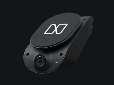 Nauto Device 3D 3d illustration 3d modeling 3d modelling 3d model 3d drawing 3d designer 3d design product design camera 3d rendering 3d render octane render octanerender octane c4d42 c4d 3d animation 3d artist 3d