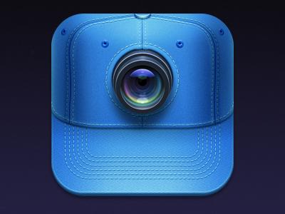 Coach's Eye app icon softfacade icon icons logo identity
