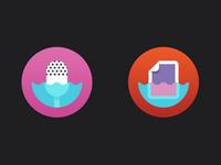 Sony Underwater App Icons