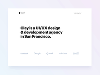 Clay New Site V1