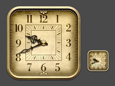 Rise Alarm app icon softfacade icons icon identity