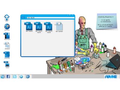 Creativity Blueprints web
