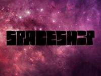 "Spaceship - ""Graffiti""  Logo Concept"