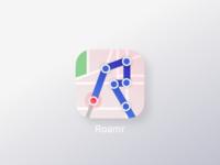 Roamr app