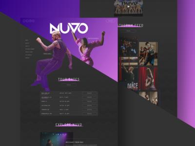 NUVO Homepage