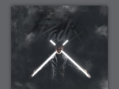 Radix & Nationals Website