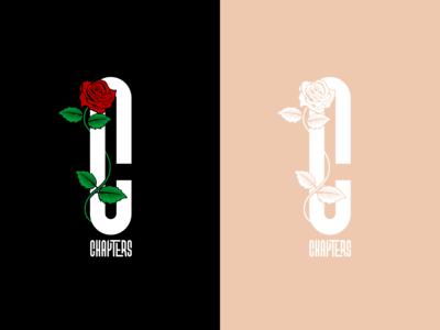 Chapters T-Shirt Logo Design