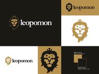 Leopomon | Logo Study