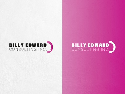 BILL EDWARD LOGO DESIGN