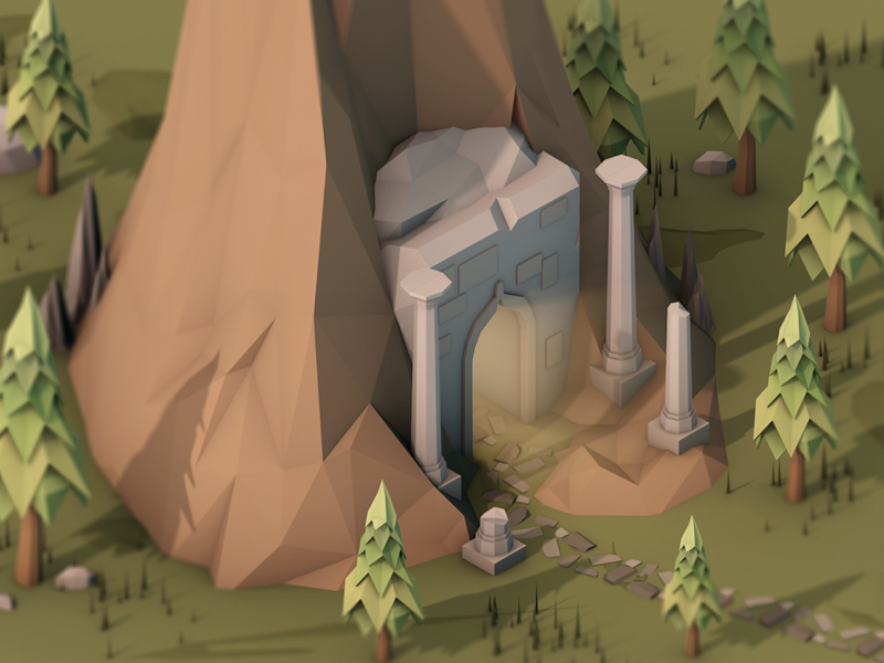 Cave WIP
