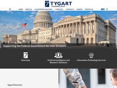 Tygart Technology redesign